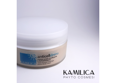 Anticell Drena anti-cellulite toning and drainage action phyto-active body cream