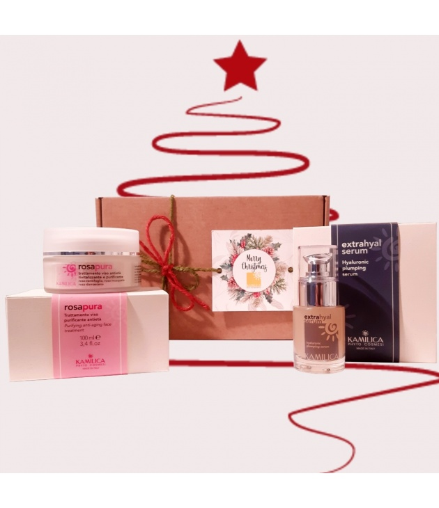 Kamilica Christmas Beauty Box
