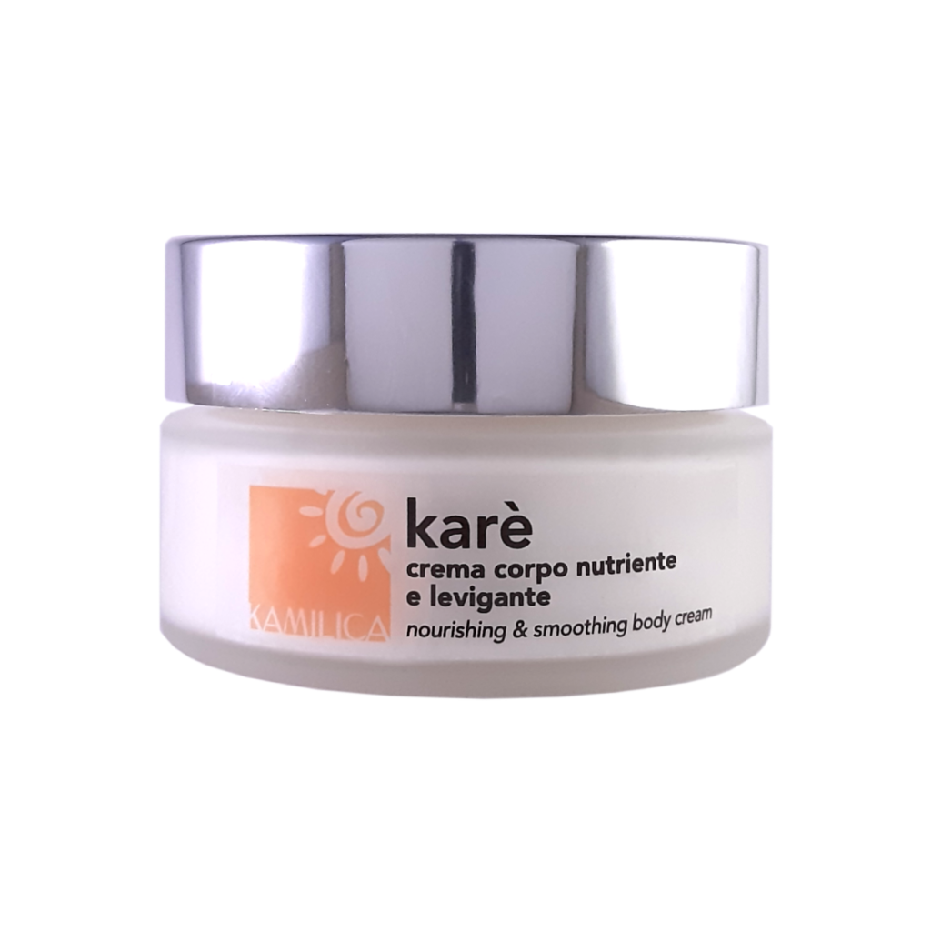 Karè natural body cream specific for hands and feet