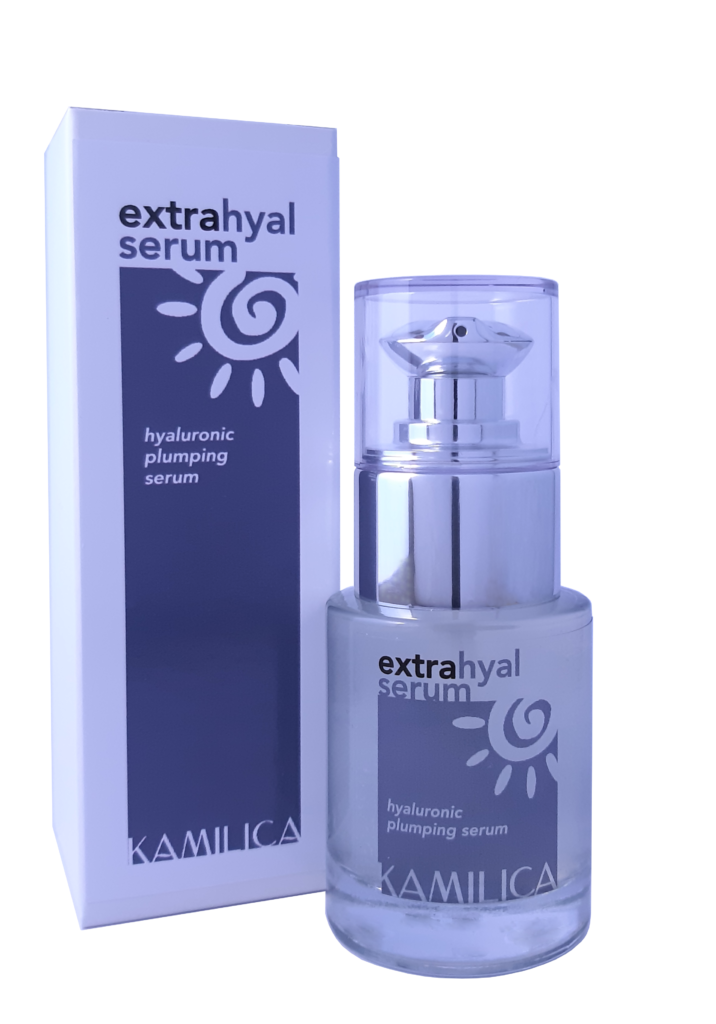 kamilica phyto cosmetics extrahyal hyaluronic antiage plumping serum