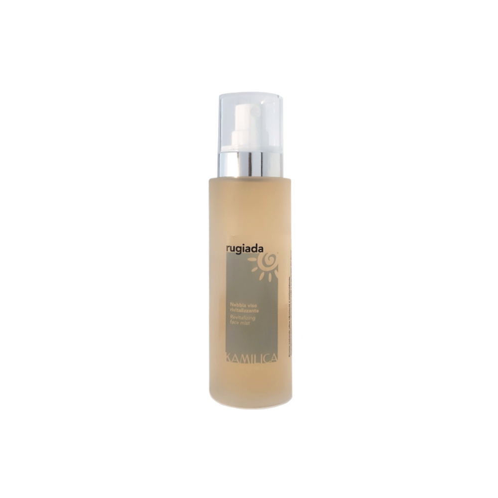 Kamilica Rugiada Ultra-moisturizing and antioxidant natural face mist.